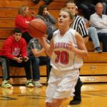West Noble High School Girls Junior Varsity Basketball beat Lakeland High School 42-19