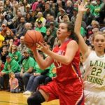 Lady Chargers Fall to Valley in Sectional Semis