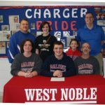 Ratliff Signs With Malone University