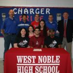 West Noble's Salvador Campos To Run at Indiana University East