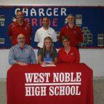 West Noble's Becca Schermerhorn Signs With Bethel Pilots