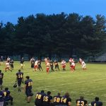 Chargers Travel to SB Riley for FB Scrimmage