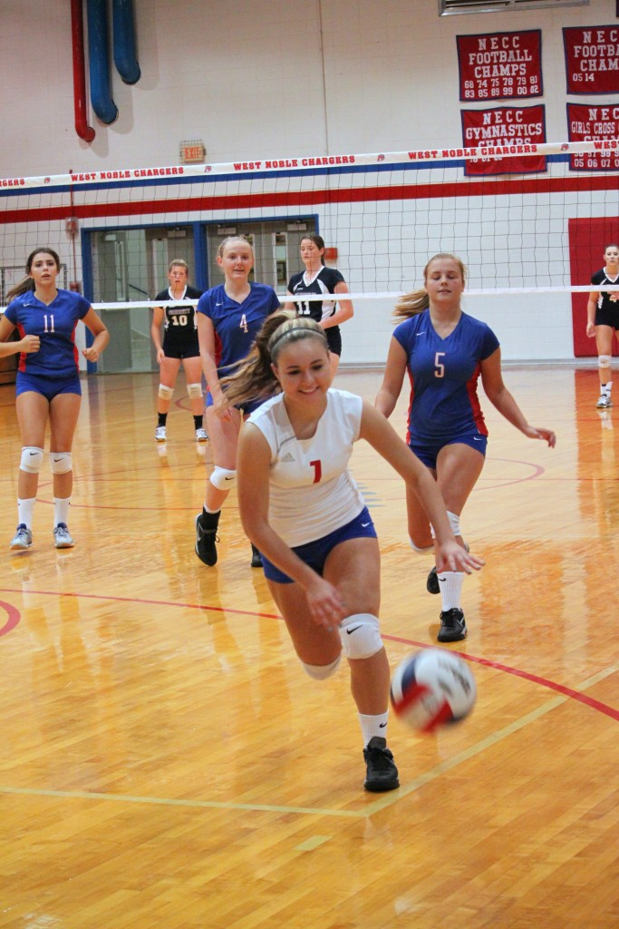 West Noble - Team Home West Noble Chargers Sports