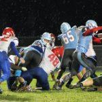West Noble High School Varsity Football falls to Lakeland High School 49-21