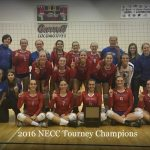 West Noble Wins NECC Volleyball Tourney