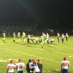 West Noble High School Varsity Football beat Tippecanoe Valley High School 30-28