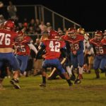 Jimtown Tops West Noble in Sectional Football Semi Finals