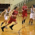 West Noble High School Girls Varsity Basketball falls to Columbia City High School 52-47