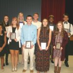 West Noble Fall Sports Awards Announced