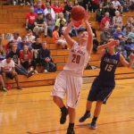 West Noble High School Girls Varsity Basketball beat Hamilton High School 58-21