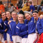 West Noble High School Girls Varsity Basketball beat Fremont High School 62-35