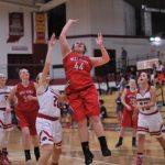West Noble High School Girls Varsity Basketball beat Goshen High School 50-33