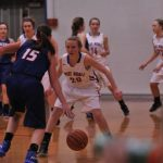 Lady Chargers Fall to Top Ranked Wildcats