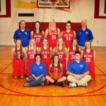 Lady Chargers Top Garrett in NECC Tourney Action