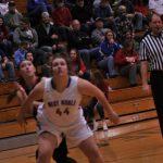 West Noble High School Girls Varsity Basketball beat Prairie Heights High School 62-37