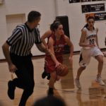 West Noble High School Girls Varsity Basketball falls to Central Noble High School 41-38