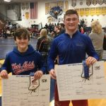 Weimer and Rasler Crowned NECC Champions