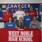 Kaylie Warble Signs With Grace College