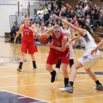 West Noble High School Girls Varsity Basketball beat Fairfield High School 59-42