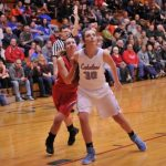 Lady Chargers Down Lakers in Sectional Action