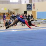 Gymnasts Finish 11th at Lakeland Invitational
