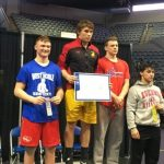 West Noble's Draven Rasler is State Bound!