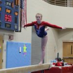 Charger Gymnasts Compete at Sectionals