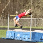 Chargers Top Cougars in Boys Track