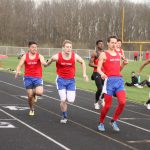 Westview Tops West Noble in Boys Track