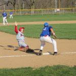 West Noble Junior Varsity Baseball falls to Dekalb
