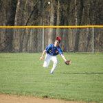 West Noble High School Junior Varsity Baseball falls to Westview High School 11-10