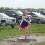 West Noble High School Girls Varsity Track finishes 6th place
