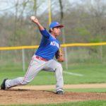 Chargers Top Garrett in NECC Tourney Baseball