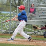 West Noble High School Junior Varsity Baseball falls to Angola High School 10-2
