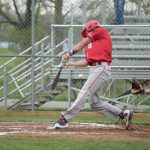 West Noble High School Varsity Baseball falls to Churubusco High School 10-4