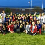 Lady Chargers Place 4th at NECC Track Meet