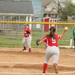 West Noble High School Junior Varsity Softball falls to Fremont High School 24-6