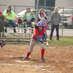 West Noble High School Junior Varsity Softball falls to Fairfield High School 9-0