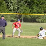 West Noble High School Varsity Baseball falls to Fairfield High School 16-6