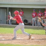 West Noble High School Varsity Baseball falls to South Bend Clay High School 9-6