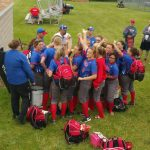 Lady Chargers Fall in Softball Semi Finals