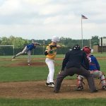 Chargers Down Tippecanoe Valley in Baseball Sectional