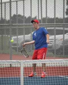 Boys Tennis vs Wawasee 8-24-17