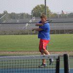 West Noble High School Boys Varsity Tennis falls to Westview High School 5-0