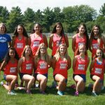 West Noble Girls XC Wins Prairie Heights Invite