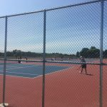 Chargers Finish 7th in WN Tennis Invite
