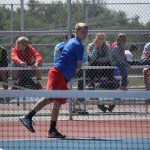 West Noble High School Boys Varsity Tennis falls to Fairfield High School 5-0