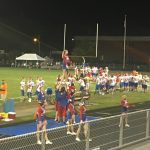 West Noble High School Varsity Football falls to Garrett High School 21-20