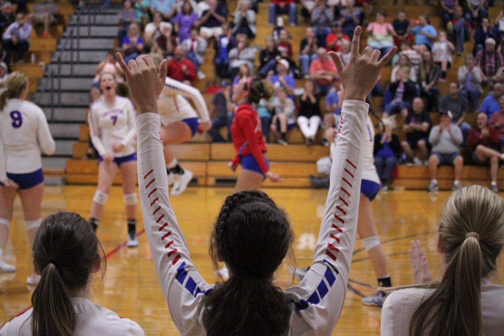 West Noble Volleyball Camp July 16-20