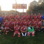 West Noble Wins NECC Regular Season With 4-0 Victory Over Westview